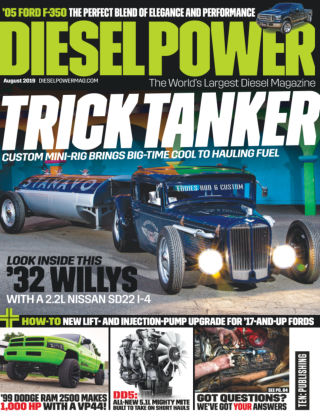 Diesel Power Aug 2019