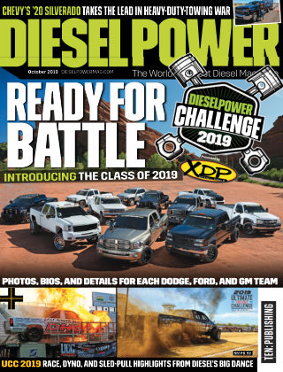 Diesel Power Oct 2019