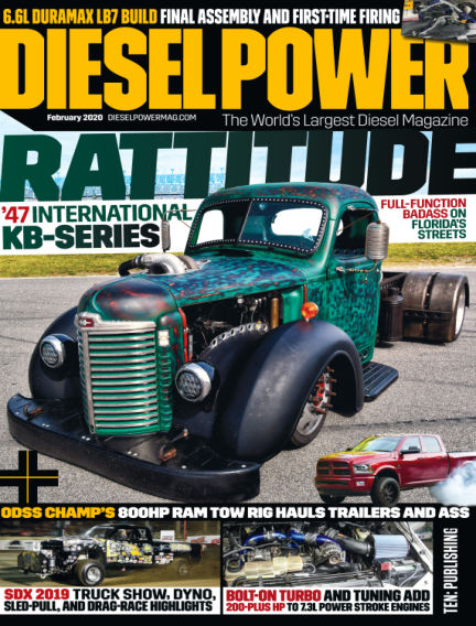 Read Diesel Power Magazine On Readly The Ultimate Magazine