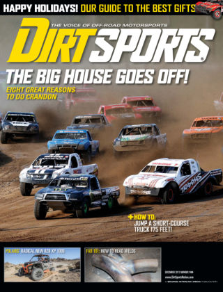 Dirt Sports December 2013