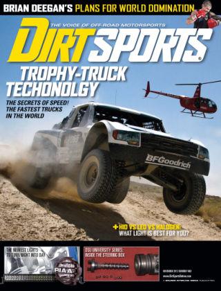 Dirt Sports November 2013
