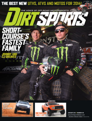 Dirt Sports January 2014