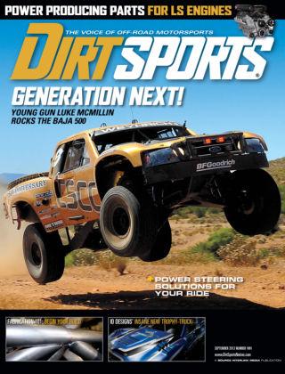 Dirt Sports September 2013