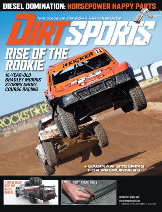 Dirt Sports October 2013
