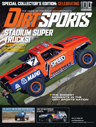 Dirt Sports August 2013