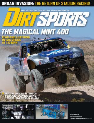Dirt Sports July 2013