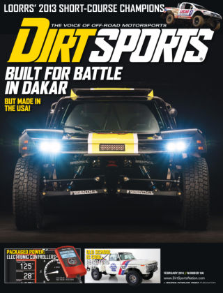 Dirt Sports February 2014