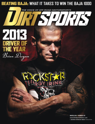 Dirt Sports March 2014