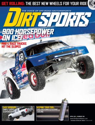 Dirt Sports April 2014