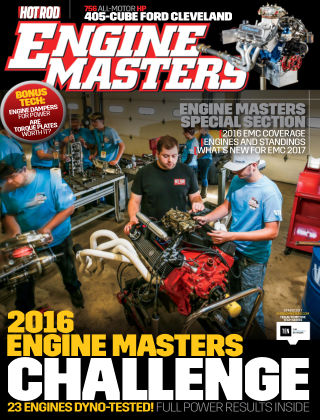 Engine Masters Spring 2017
