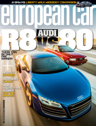 European Car October 2013