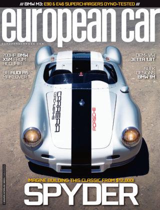 European Car Aug / Sept 2013