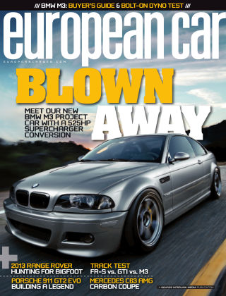 European Car July 2013
