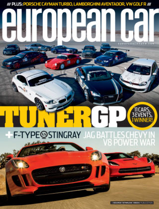 European Car Jan / Feb 2014