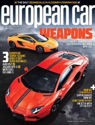 European Car March / April 2014
