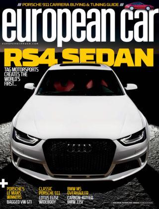European Car May 2014