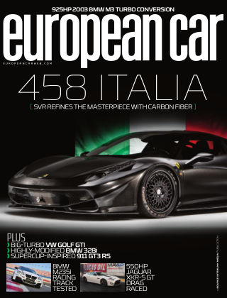 European Car June 2014