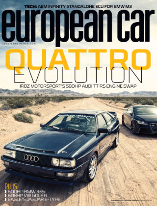 European Car July 2014