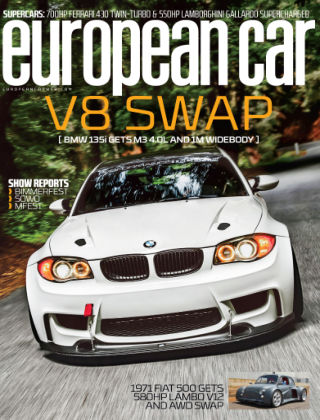 European Car October 2014