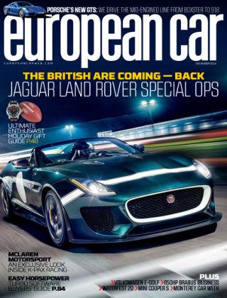 European Car December 2014