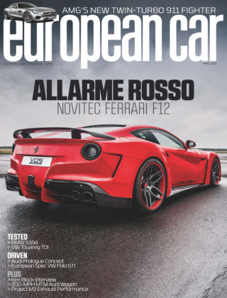 European Car April 2015