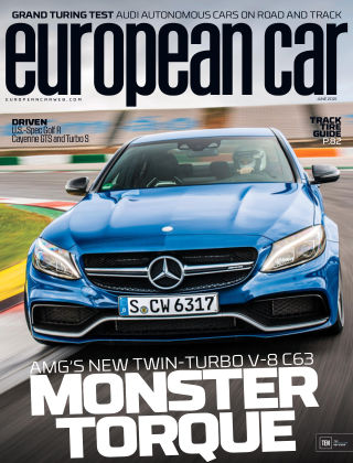 European Car June 2015