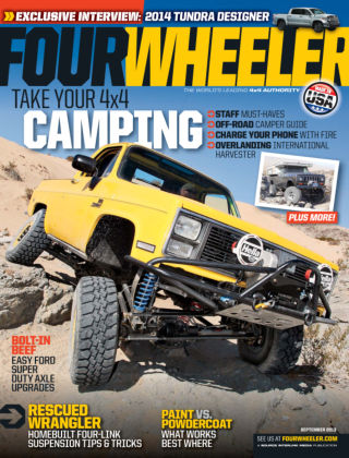 Four Wheeler September 2013