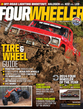 Four Wheeler February 2014