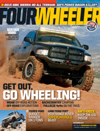 Four Wheeler September 2014