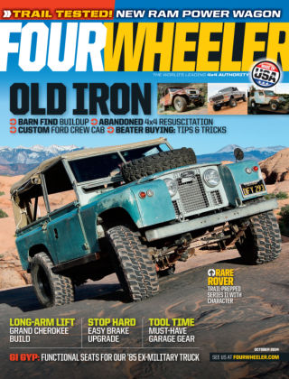 Four Wheeler October 2014