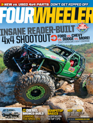 Four Wheeler December 2014