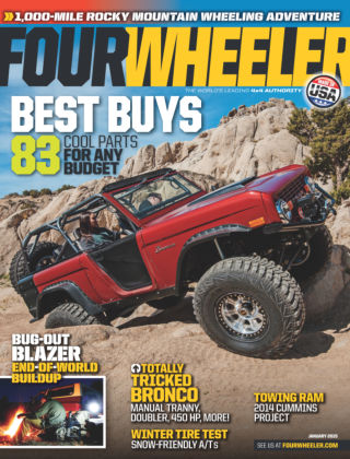 Four Wheeler January 2015