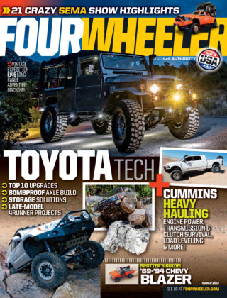 Four Wheeler March 2015