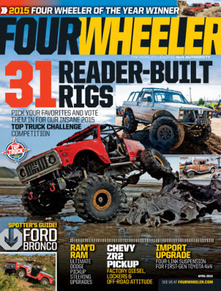 Four Wheeler April 2015