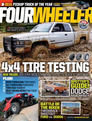 Four Wheeler May 2015