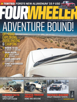 Four Wheeler July 2015