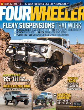 Four Wheeler August 2015