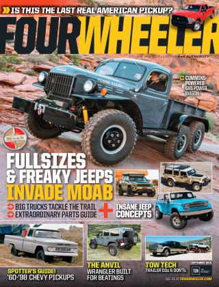Four Wheeler September 2015
