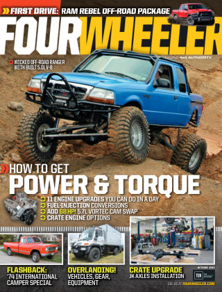 Four Wheeler October 2015