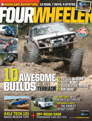 Four Wheeler November 2015