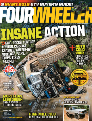Four Wheeler December 2015