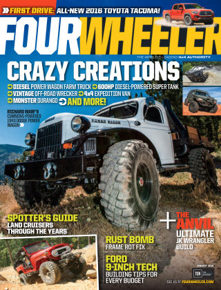 Four Wheeler January 2016