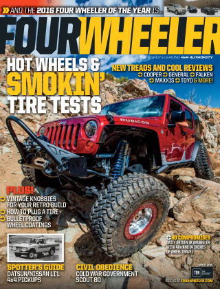 Four Wheeler Apr 2016