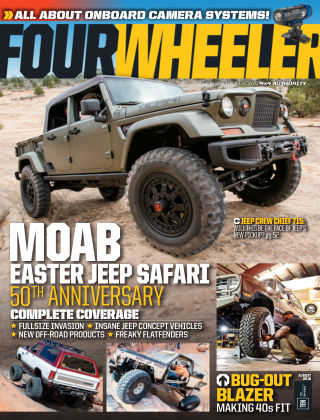 Four Wheeler Aug 2016