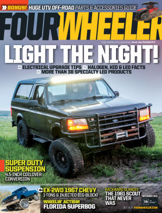 Four Wheeler Sep 2016