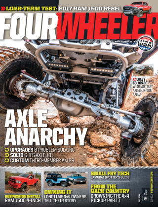 Four Wheeler Jul 2017