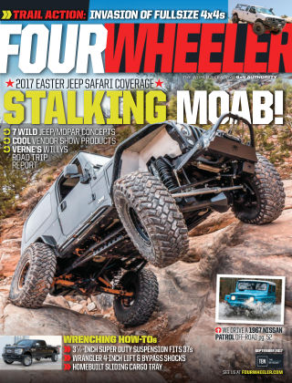 Four Wheeler Sep 2017