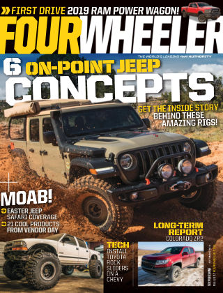 Four Wheeler Sep 2019