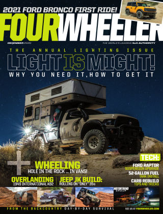 Four Wheeler Dec 2020