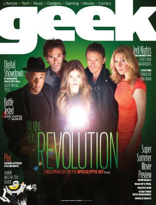 Geek May / June 2013